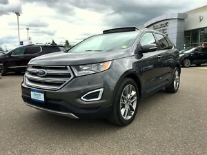 2015 Ford Edge Titanium AWD *Blind Side* *Wifi* *Backup Cam* *He