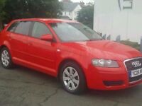 05 AUDI A3 2.0 TDI SPORTBACK DSG PADDLESHIFT - P/X SWAP WELCOME
