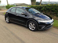2006 Honda Civic Se I Dsi 1.4 Petrol *Full Mot*Low Running Costs*Great Car*
