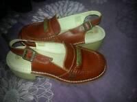 Ladies kickers size 7