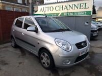 KIA Picanto 1.0 Spice 5dr£2,985 p/x welcome FREE WARRANTY. NEW MOT