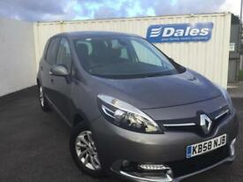 Renault Scenic 1.5 dCi Dynamique TomTom Energy 5dr [Start Stop] (oyster grey) 2015