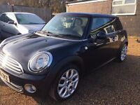 MINI COOPER 1.6 2007 * FULL SERVICE HISTORY * HPI CLEAR * WARRANTY AVAILABLE