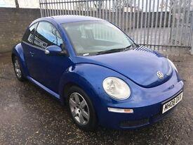 2008 Volkswagen Beetle 1.6 Luna 3dr / Low Mileage / F.S.H / 3 Month Warranty