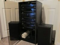 Kenwood Stereo Separates in Unit