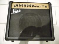 Park by Marshall 25 watt combo amp with reverb