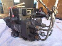 transit connect tddi diesel fuel pump