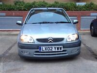 CITROEN SAXO 1.6 VTR 2002 with ANGEL EYE Headlights