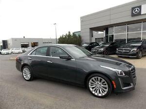 2015 Cadillac CTS CTS4 Luxury, toit pano, cuir, navi, Sirius