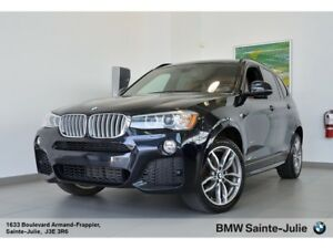 2015 BMW X3 xDrive35i, M Sport, Groupe Technologie