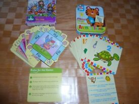 ELC Fairy Snap game and Animal Trumps