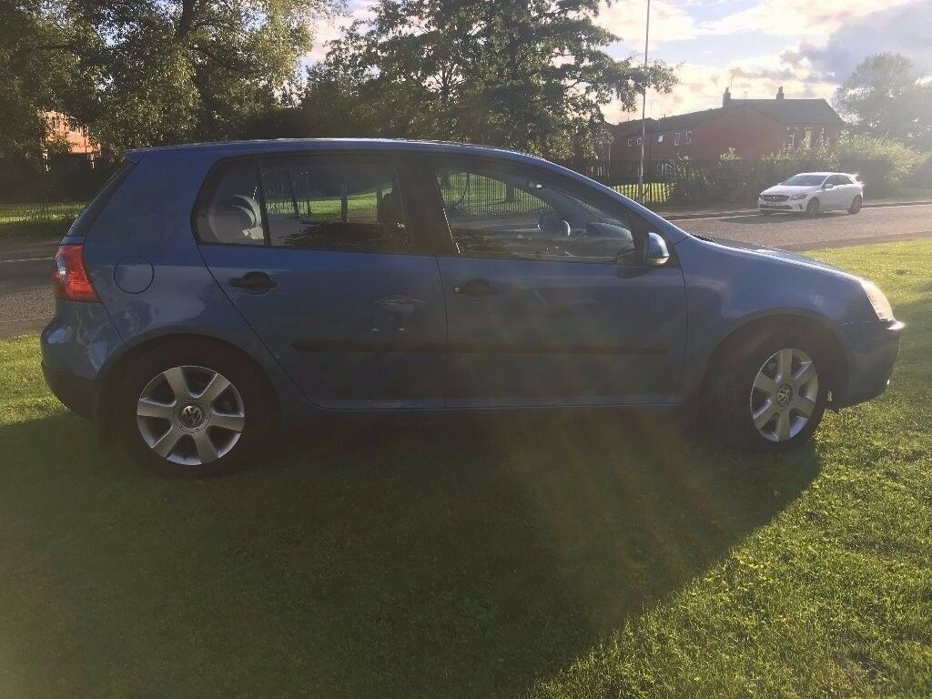 2004 VW Golf 1.6 Manual 5Doors With Long MOT PX Welcome