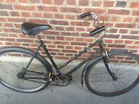 New Hudson vintage bicycle