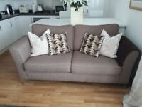 Sofa, 3 Seater (bought from Sofology 8 months ago). Hardly used.