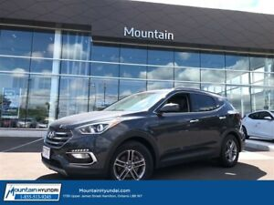 2018 Hyundai Santa Fe Sport 2.4 | FWD | HTD SEATS | BACK UP CAME