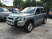 LHD LAND ROVER FREELANDER 2.0 TD4 HSE ONLY 60K LEFT HAND DRIVE