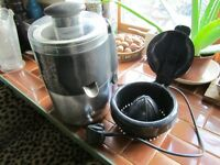 Le Duo Magimix juicer , full working order with squeezer attachment