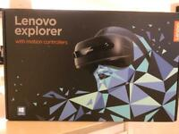 Lenovo Explorer with motion controller *BRAND NEW UNOPENED*