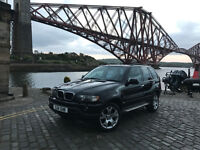 BMW X5 3.0 Sport 2003..88,100 miles..One years MOT..Service History..3 former keepers..Private plate