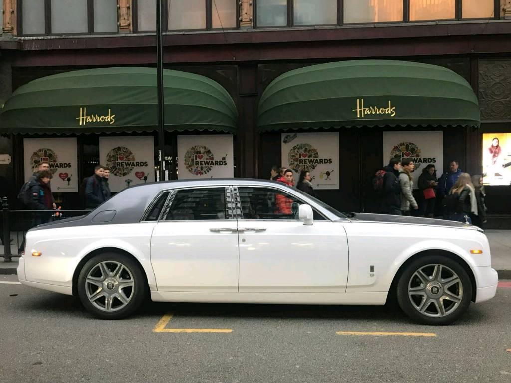 Wedding Car Hire Luxury Car Hire Prestige Rolls Royce Phantom Prom ...