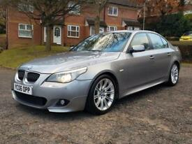 2006 BMW 535D M SPORT TWIN TURBO FULLY LOADED FSH