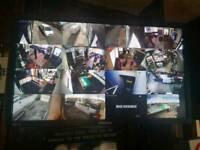 CCTV Hikvision Surveillance System Fully Installed