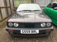 BMW E30 325i 1990, SPEARS OR REPAIRS, DRIVE AWAY, TLC, PROJECT CAR