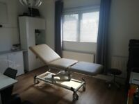 Consultation/treatment/therapy rooms in friendly Therapy Hub, East Fin