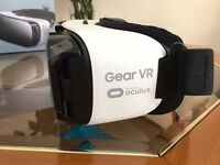 Samsung gear VR Oculus boxed in mint condition!!!!