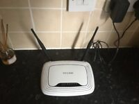 TP - Link Wireless N Router