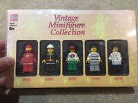 Lego vintage minifigures