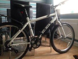 "Carrera subway ltd addition 18"" mountain bike"