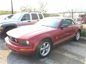 2007 Ford Mustang V6**AUTOMATIC**LEATHER**HEATED SEATS