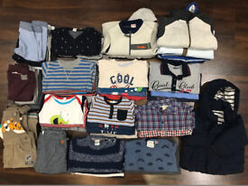 Baby boy clothes bundle very good condition 6-12 / 6-9 / 9-12 months (70-80cm)