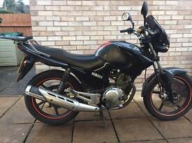 Yamaha ybr 125 2013 (sensible offers)