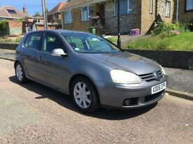 2006 Volkswagen Golf Sport 2.0 TDI Grey