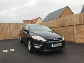 Ford Mondeo mk4 facelift