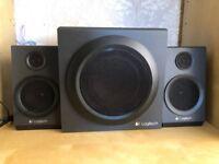 Logitech Z333 PC Speakers