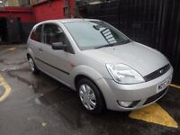 Ford Fiesta 1.25 Finesse 3dr, 2004 (04)