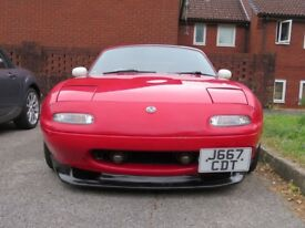 Mazda MX5/Eunos 1.6 Import