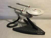 Star Trek NCC1701D USS Enterprise Telephone Novelty Telephone