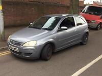 Vauxhall corsa 1.2 2004 spares or repairs starts n drives