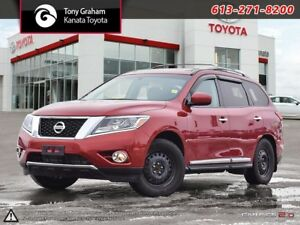 2014 Nissan Pathfinder SL Leather +Pana Roof