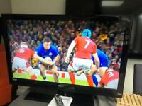 "Bush 40 inch Full HD LED TV, Freeview, Remote, Slimline 40"""