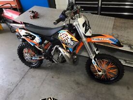 2012 KTM 65 SX Manual - Mint Well Cared For Bike!