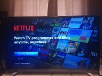 Smart Tv '' Sharp 32'' HD still on FULL WARRANTY