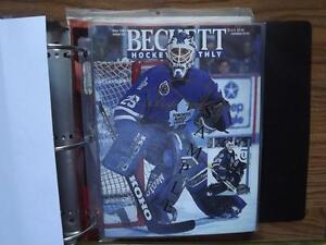 "FS: NHL Beckett/C.S.C. ""Autographed"" Back Issues London Ontario image 4"
