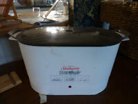 Sunbeam large Steam Master steamer and rice cooker