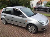Ford Fiesta 1.2 s style low miles 47000 new t/belt water pump fitted 05reg 5 door