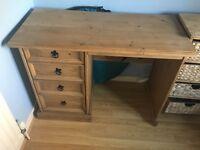 Corona mexico bench/ desk/ dressing table .